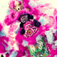 Mardi Gras Indians Super Sunday 2012