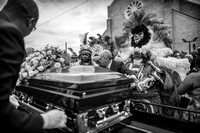 Big Chief Larry Bannock Funeral